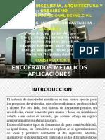 ENCOFRADOS METALICOS..pptx