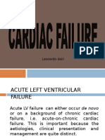 Et. 1.Kardio Cardiac Failure
