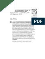 Discourse & Society -  Politics - Communicative intention of George Bush.pdf