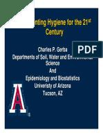Hygiene and Human Health