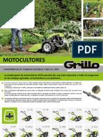 Grillo Motocultores