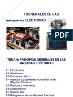 Caracteristicas Maquinas Electricas