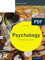 Psychology - Study Guide - Jette Hannibal - Oxford 2012