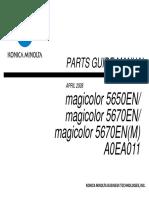 240033331 Konica Minolta Magicolor 5650 5670 Pc PDF