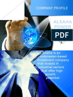 Alsaha Company Profile