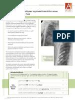 Rib Fracture Repair Cost-Benefit
