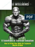 Ben Pakulskis 6 Essentials of Exercise Execution