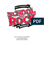 School of Rock Script FINAL