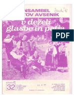 Avsenik - Album Za Harmoniko - Zvezek 32