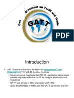 evolution of gatt.ppt