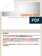 10_Air and Exhaust Systems and Turbochargers