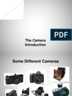 The Camera Introduction