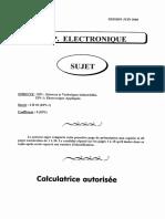 BEP ELECTRONIQUE Electronique Appliquee 2000