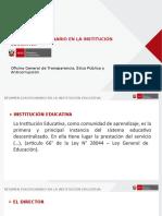 i.e. Ricardo Palma -Canas -Regimen Disciplinario en La II.ee