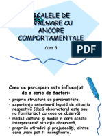 Scalele de Evaluare Cu Ancore Comportamentale_ Curs 5