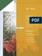 10 q - Elementos Quimicos e Sua Organização