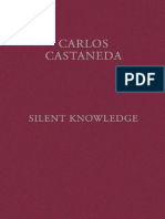 Carlos Castaneda-Silent Knowledge-Cleargreen (1996)