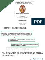 ENCUESTAS TRANSVERSALES