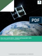Global Nano Satellite Market Research 2017-2021