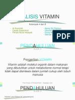 Ppt Kimpang Vitamin