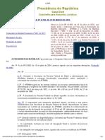 Lei nº 12599