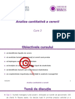 Curs 3 Analiza Cantitativa a Cererii EM