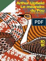 Le Meandre Du Fou - Arthur Upfield