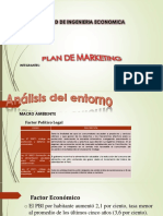 Analisis Del Entorno-marketing