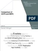 Oracle Acfs and Dbfs-presentation