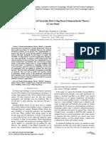 Efficient Processing of Uncertain Data Using Dezert-Smarandache Theory