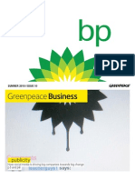 Green Peace Business 10