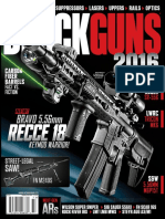 2016 Black Guns 2016 Usa Revista