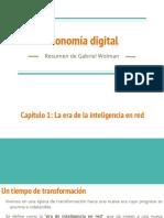 Economía Digital - Resumen Wolman