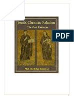 Jewish-Christian Relations - The First Centuries (See 16 endorsements by leading theologians and academics).