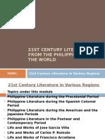 Background Of Philippine Literaturepdf Philippines Poetry