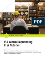 Alarming Possibilities ISA Sequencing