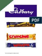 new cadburys advert task