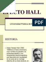 EFECTO HALL Presentacion.pdf