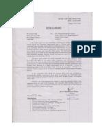 Irfan Khan Suspension