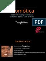 Domótica - Controle de dispositivos via comando de voz com arduino.pdf