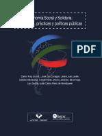 ESS Conceptos, Practicas y Politicas Publicas