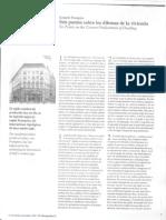 Frampton - Seis Puntos Sobre Los Dilemas de La Vivienda