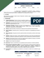 PR-SEG-02 Limpieza y Desinfección Rev 00