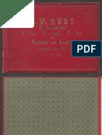 D-Berlin Mus.ms.Autogr. Rust, F. W. 53 N