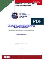 2010 Propuesta para considerar la Irregularidad Estructural en la Resistencia Lateral de las Estructuras en el Peru.pdf