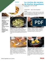 La Cocina de Verano de Karlos Arguiñano 2015