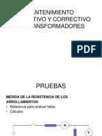 MANTENIMIENTO PREVENTIVO Y CORRECTIVO DE TRANSFORMADORES.ppt