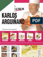 Las Recetas de Karlos Arguiñano de La Temporada 2006 y 2007