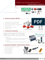 Brochure Productos -ACIS PROCESS