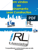 Apostila Treinamento Lean Construction - Jul16